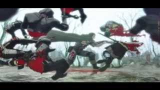 The Black Swordsman VS the Holy Iron Chain Knights