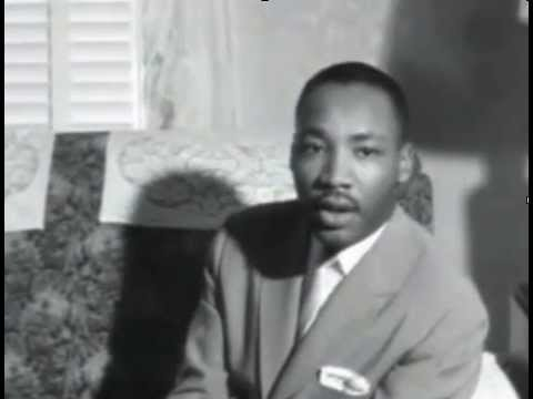 Martin Luther King on Rosa Parks and the Montgomery Bus Boycott