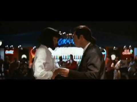 Kings of Leon - Head To Toe  - Pulp Fiction Dance thumbnail