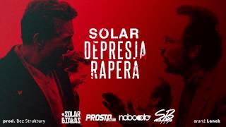 Solar - Depresja Rapera (prod. Bez Struktury) [ISKRA #3]