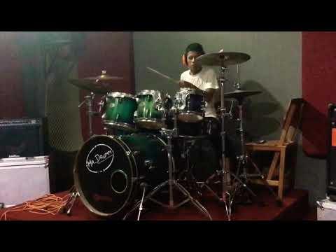 กอดเสาเถียง - ปรีชา ปัดภัย [CoverDrum By Armmy] (DrumLipSync)