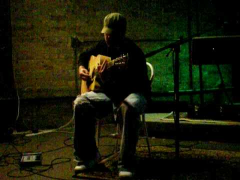 tangled up in you. Staind cover..MOV