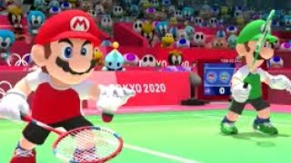 Mario and Sonic at the Olympic Games Tokyo 2020 - Badminton (Very Hard)