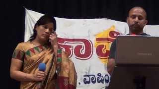 PB Sreenivas Tribute -- Kaveri USA --  Kannada Song Ravivarmana Kuchada