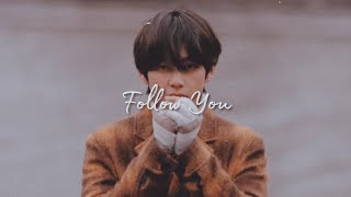 KIM TAEHYUNG Follow You [FMV]