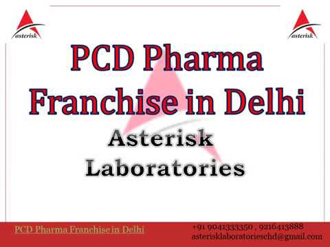 PCD Pharma Franchise Company in Delhi | PCD Franchise in Delhi