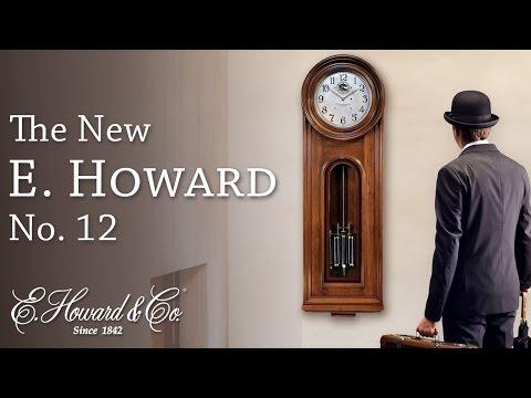 New E. Howard Model 12 - Parts Explanation