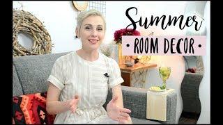 Летний ДЕКОР КОМНАТЫ 2018 / Summer ROOM DECOR