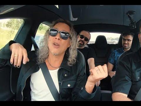 """Metallica's Kirk Hammett says he has a lot of """"kickass"""" material next Metallica album..!"""
