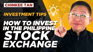 HOW TO INVEST IN THE PHILIPPINE STOCK EXCHANGE