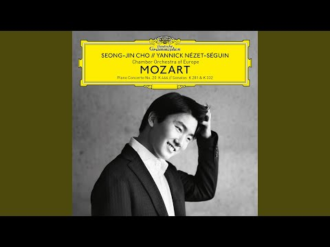 Mozart: Piano Sonata No. 12 in F Major, K. 332 - 1. Allegro