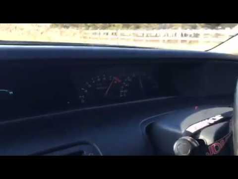 Honda Prelude BB4 JDM 0-160km/h