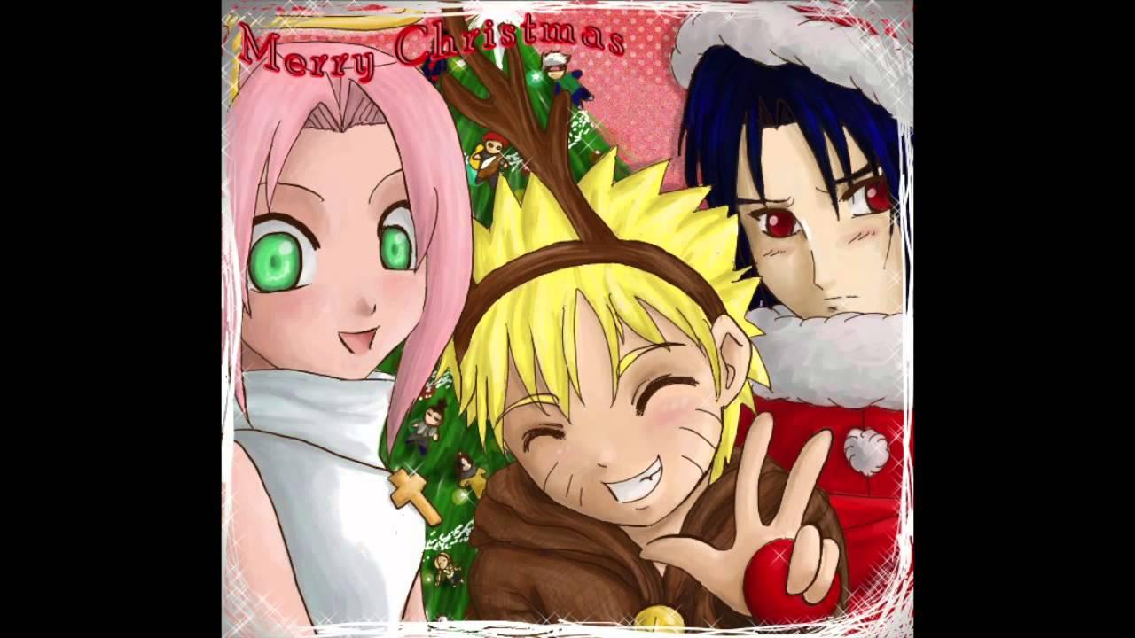 naruto christmas carol of the bells - Naruto Christmas
