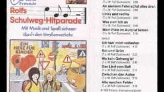 Rolfs Schulweg-Hitparade: Mein Weg zur Schule