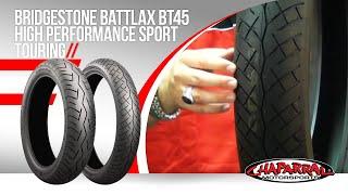Bridgestone Battlax BT45 High Performance Sport Touring...