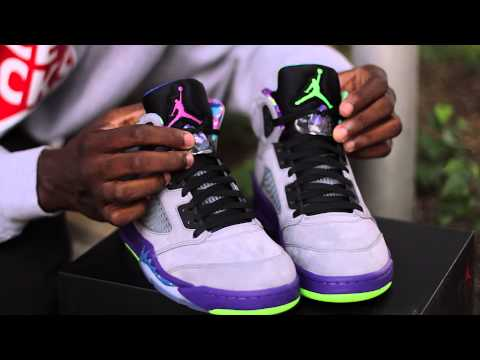 Air Jordan 5 Bel-Air - Unboxing