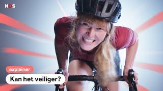 Tour de France: de gevaren van wielrennen