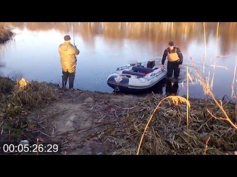 как правильно собирать лодку флагман