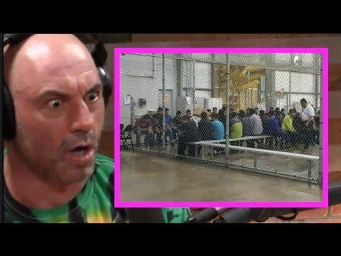 Joe Rogan Rants About Immigration