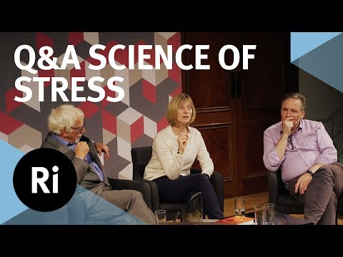Q&A - The Science of Stress: From Psychology to Physiology