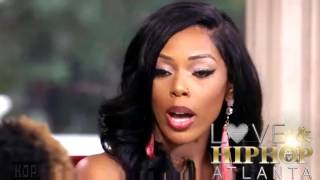 LHHATL Exposed & Unfiltered: Bambi Vs. Betty Idol (Argument)