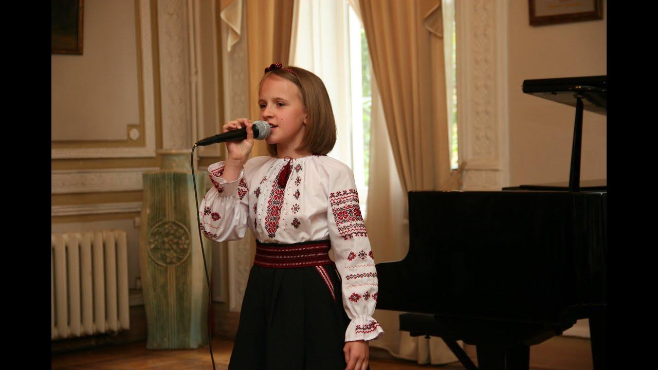 Вишиваночка - співає Ольга Ткачук 20485a9bdf1f3