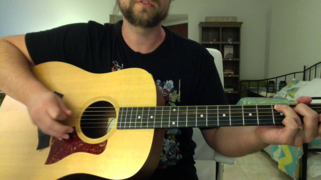 how to play dashboard by modest mouse on guitar