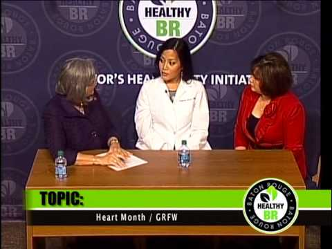 February 2015 Healthy Living in BR