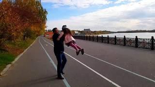 Сати Казанова, Клип Радость Привет cover от Анель