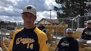 Meet the 2019 Bay City Western baseball team