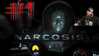 NARCOSIS - CHILLING PSYCHOLOGICAL HORROR GAMEPLAY - FULL GAME WALKTHROUGH #1
