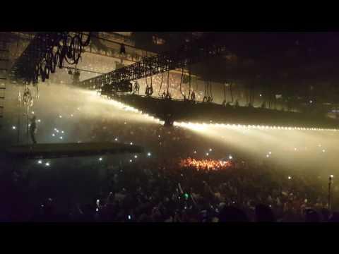 Kanye West - Intermission [Saint Pablo Tour NYC 09.06.2016]