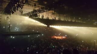 kanye west intermission saint pablo tour nyc 09062016