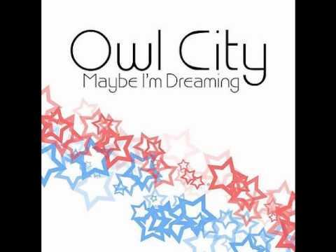 Owl City On The Wing (lyrics)