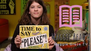 "Time To Say ""Please""! 