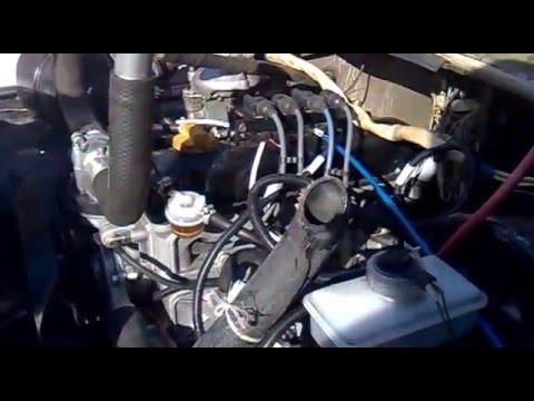 УАЗ 469 Юбиляр. Пустили дым