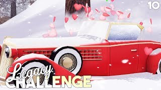 sims 3 legacy challenge woohoo in our new car part 10