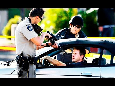 Ужасы от полиции США на американских дорогах