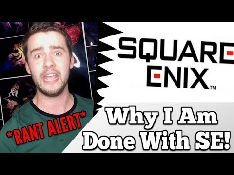 Long term Final Fantasy fan finally realises Square Enix are useless - E3 2017 rant