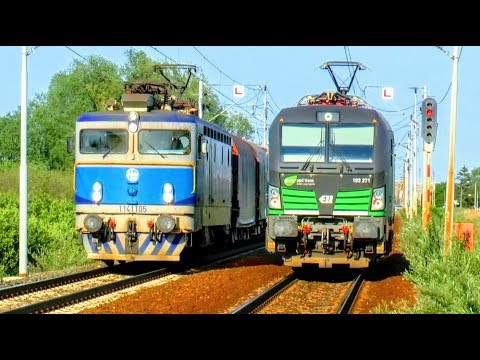 Trains in Croatia, Spring 2018. (Croatian Railways) HŽ vlakovi, Proljeće 2018.