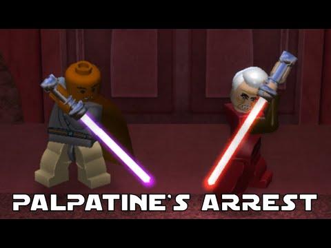 Palpatine's Arrest Custom Level - LEGO Star Wars: The Complete Saga Mods