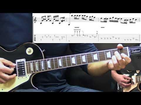 Led Zeppelin - The Lemon Song (Part1) - Rock Guitar Lesson (w/Tabs)