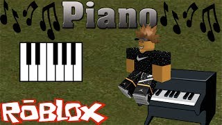 Music! Piano Keyboard | Roblox