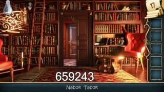 Прохождение с 15 по 20 уровень (Library) - Escape: Mansion of Puzzles (100 Дверей: Дом головоломок)