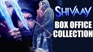SHIVAAY Movie Box Office Collection