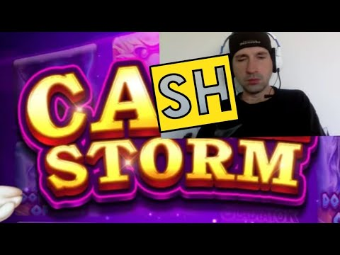 CASH STORM CASINO Online Vegas Slots Games Part 1   Android / IOS Game Gameplay Youtube YT Video