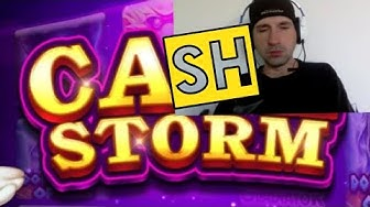 CASH STORM CASINO Online Vegas Slots Games Part 1 | Android / iOS Game Gameplay Youtube YT Video