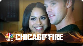 Sparks Fly with Casey and Dawson - Chicago Fire