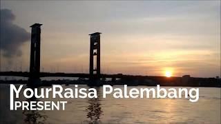 HAPPY 27TH BIRTHDAY RAISA FROM YOURRAISA PALEMBANG #HBD27RAISA