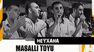 Möhtəşəm Meyxana MASALLI TOYU - Aydin,Namiq,Elsen,Vuqar  ( 1Saat 50 dəqiqə )